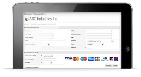 Integrating the high risk merchant account & gateway